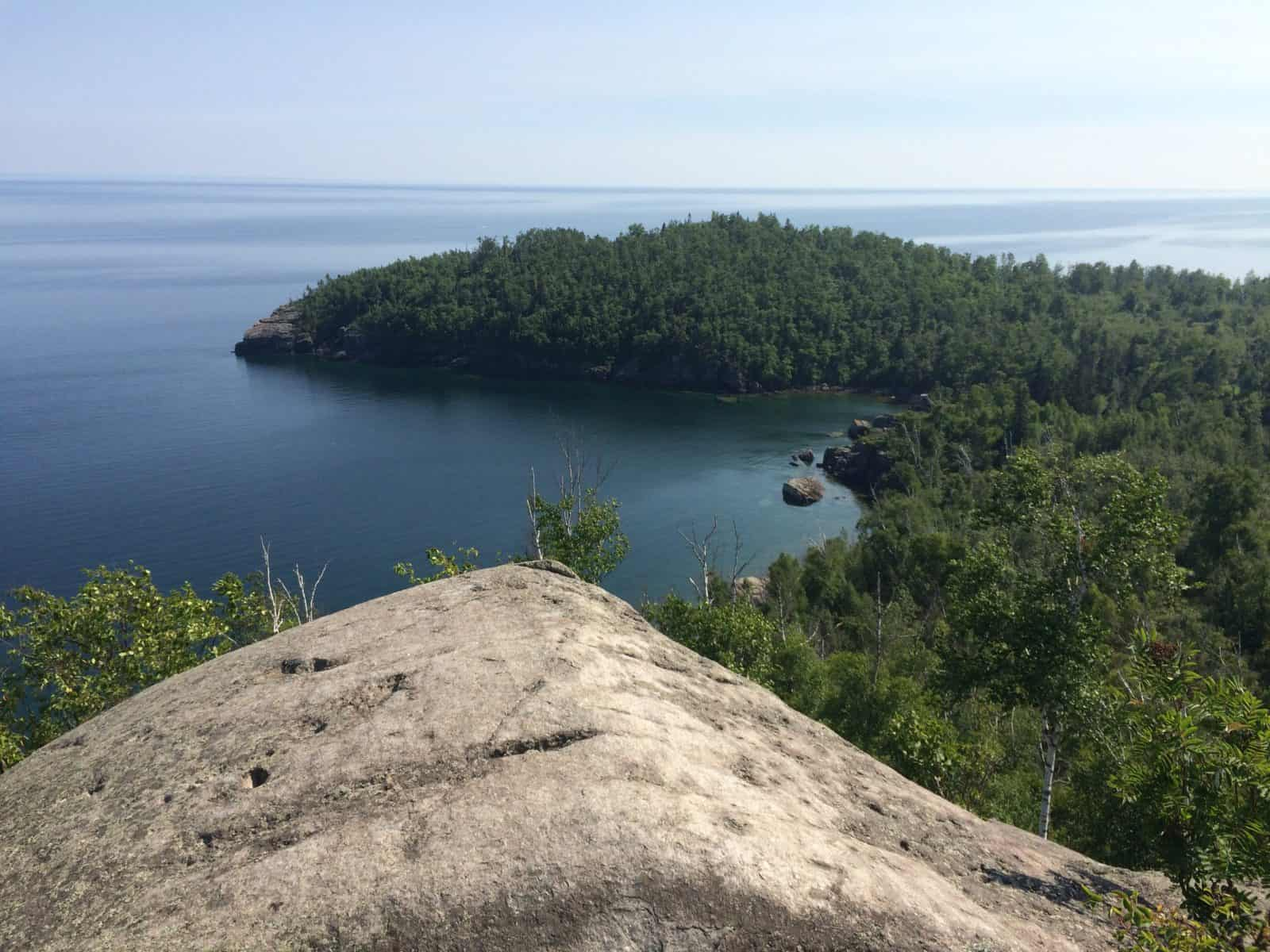Day Hill Hike at Split Rock Lighthouse State Park