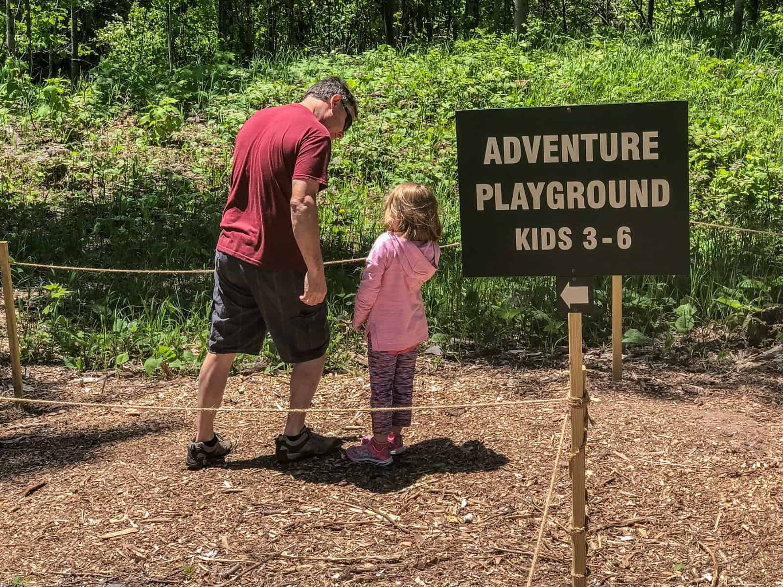 North Shore Adventure Park Adventure Playground