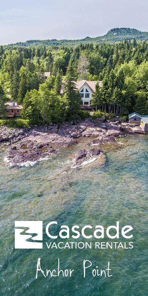 Cascade Vacation Rentals Half Page Ad