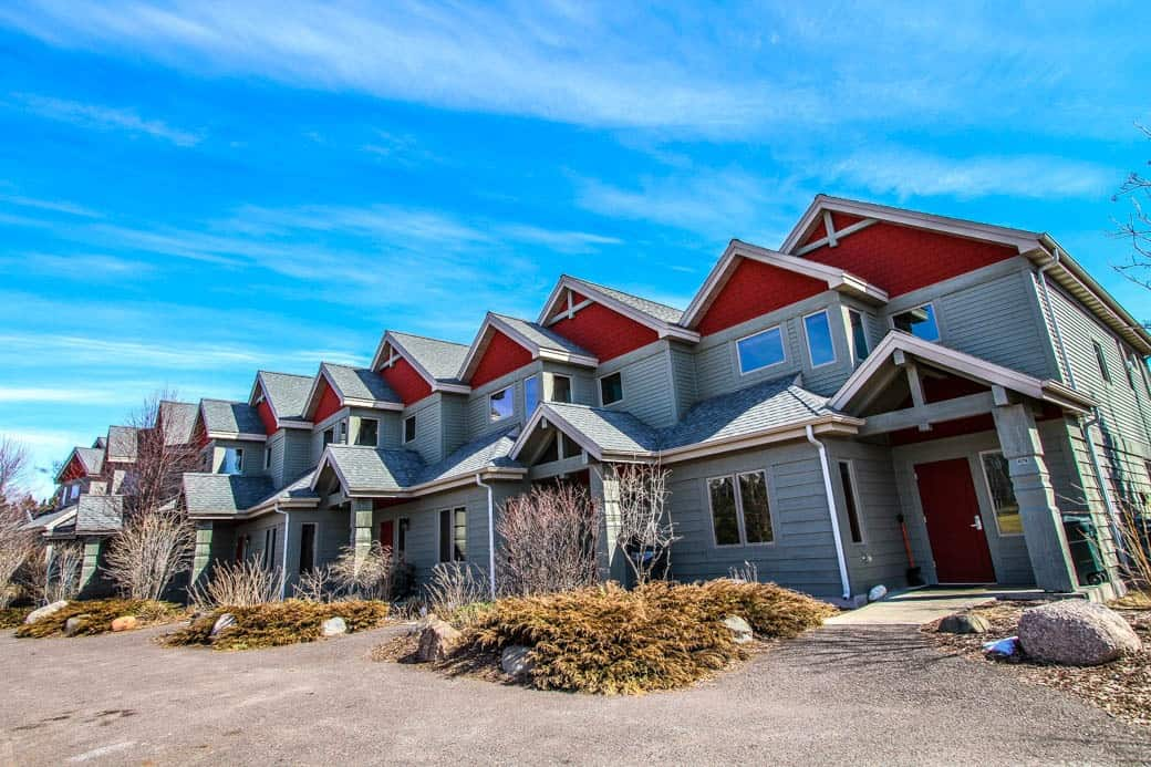 Cliff House Townhomes at Lutsen Resort
