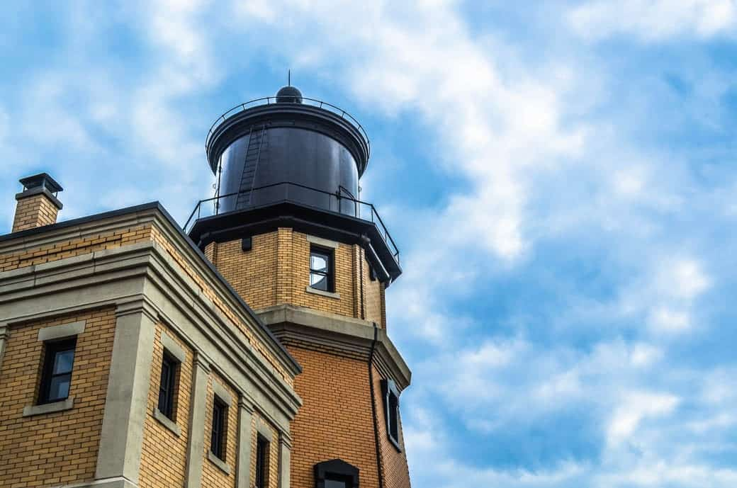 Split Rock Lighthouse State Park Closeup
