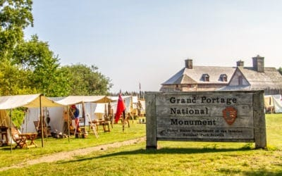 Grand Portage National Monument Rendezvous Days