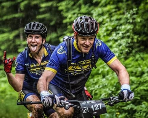 Lutsen 99er Tandem Bike Racers