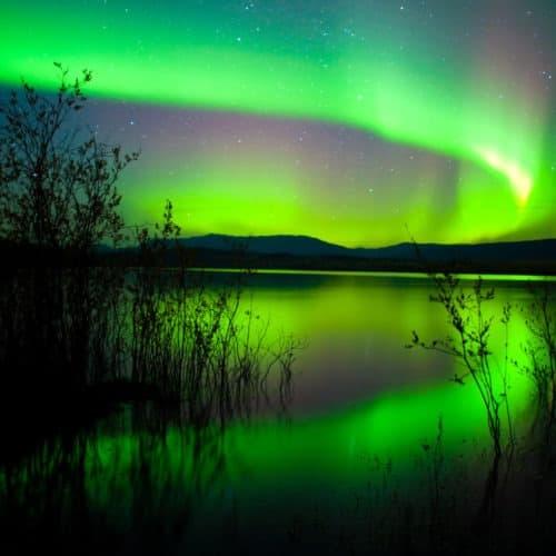 Northern Lights on the BWCA