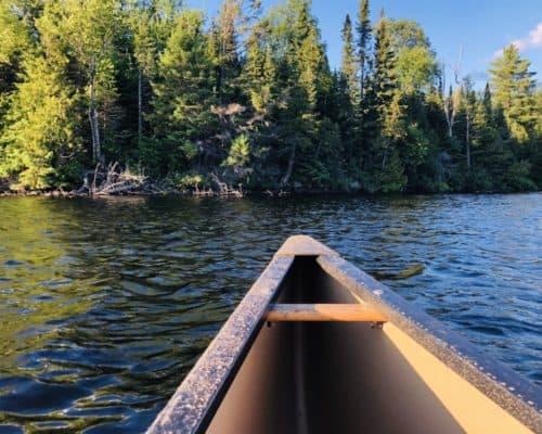 Canoe Trip to Rose Lake BWCA