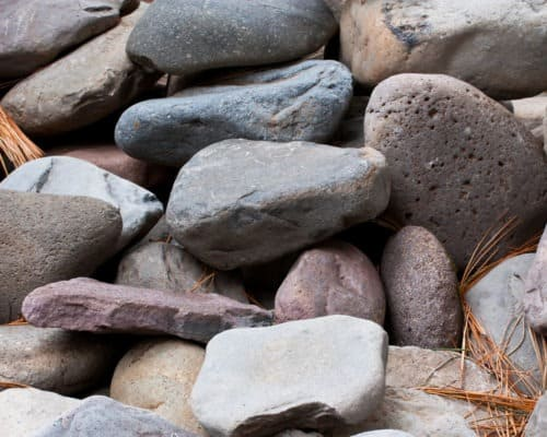 Rock Skipping Rocks
