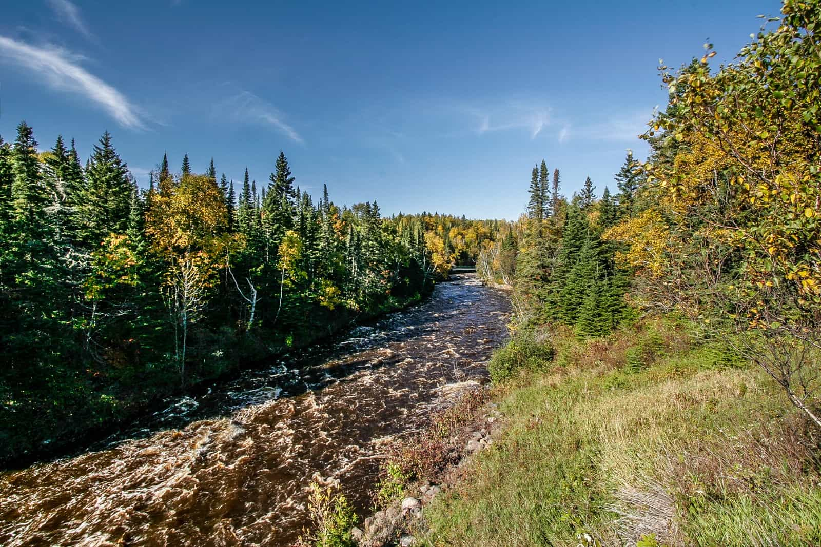 The Brule River