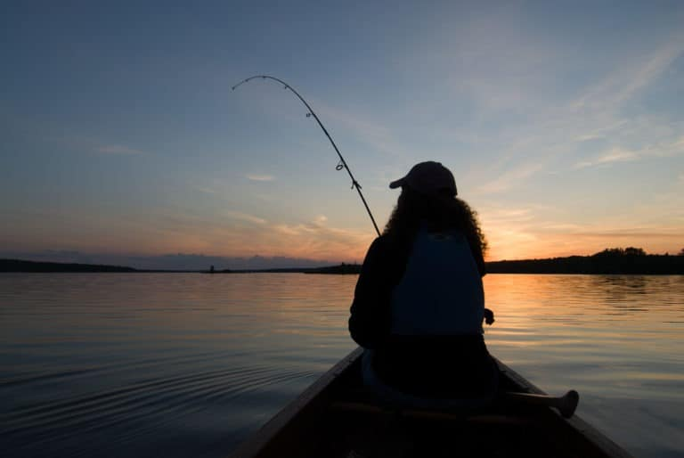 The Boundary Waters Podcast gives listeners fishing advice in the Boundary Waters Canoe Area Wilderness