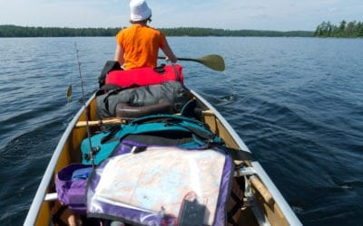 Go on a canoe adventure with the help of the Boundary Waters Podcast.