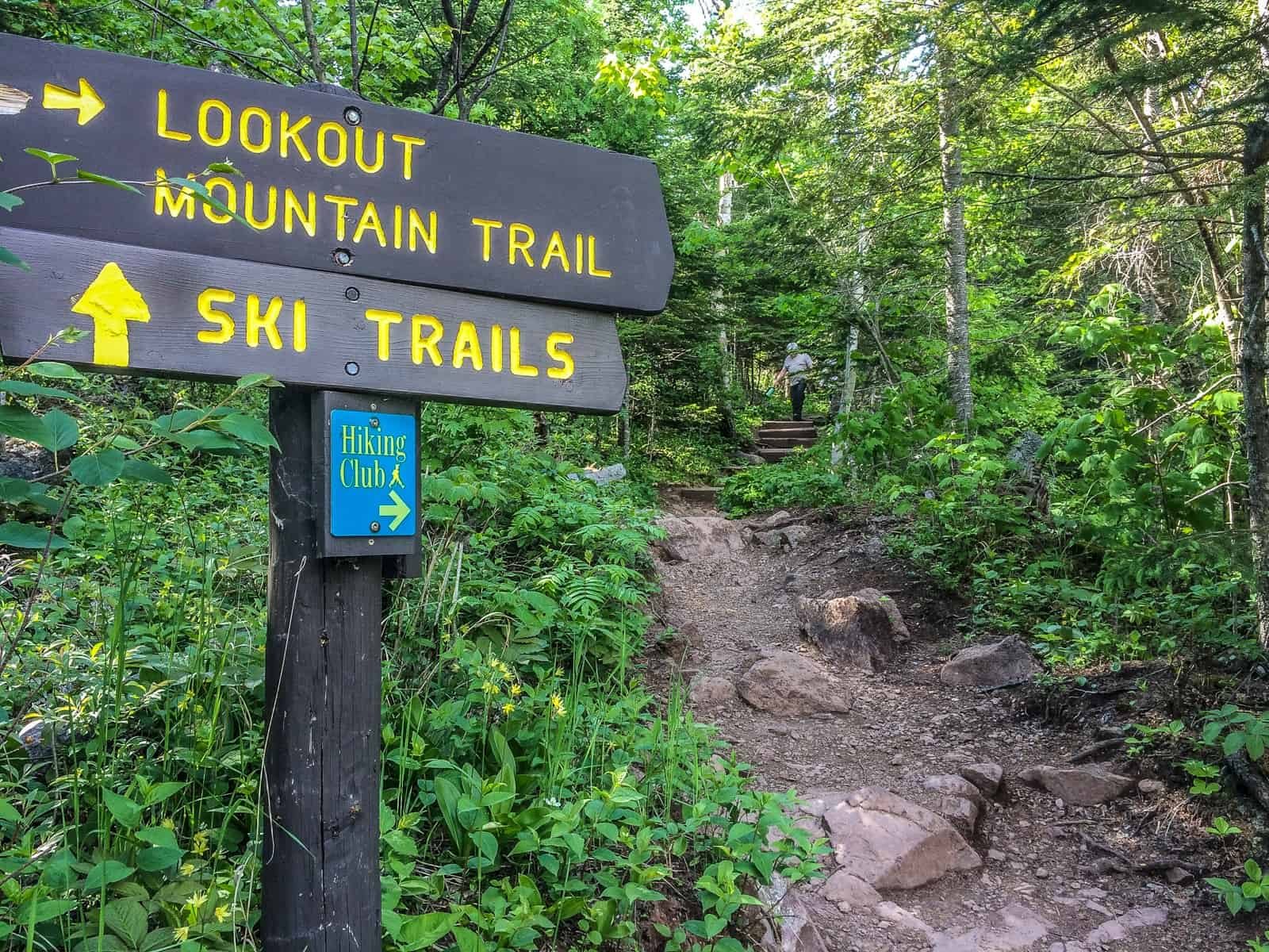 Hiking Club Trails at Cascade River State Park