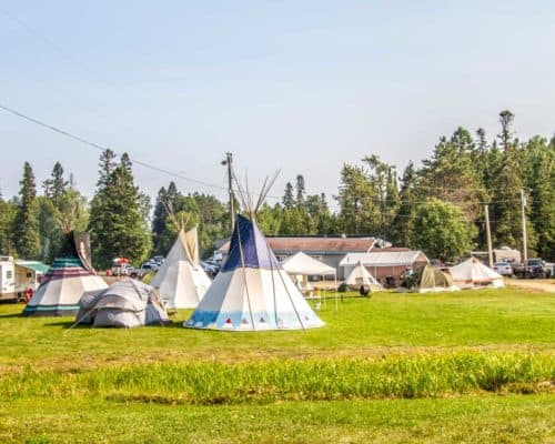 Grand Portage Pow Wow