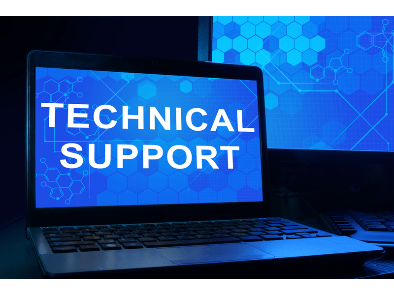 Technical Support Available