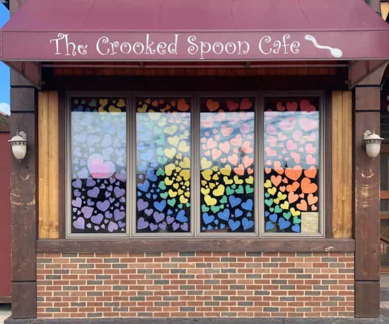 Crooked Spoon - Photo by Sara Hingos