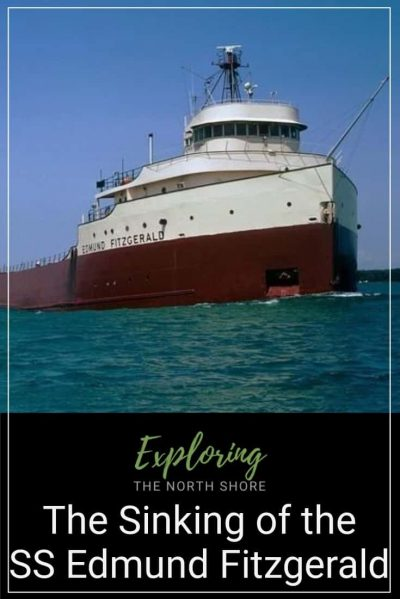SS Edmund Fitzgerald Pinterest Easy Pin