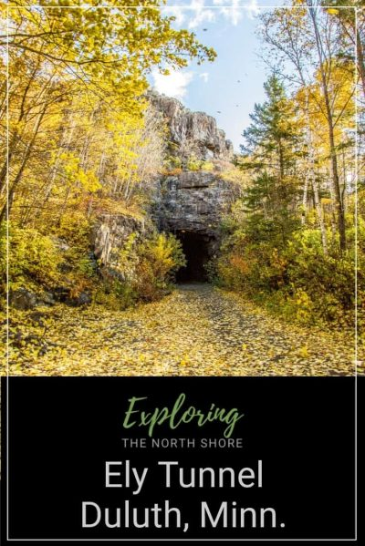 Ely Tunnel in Duluth Pinterest Easy Pin
