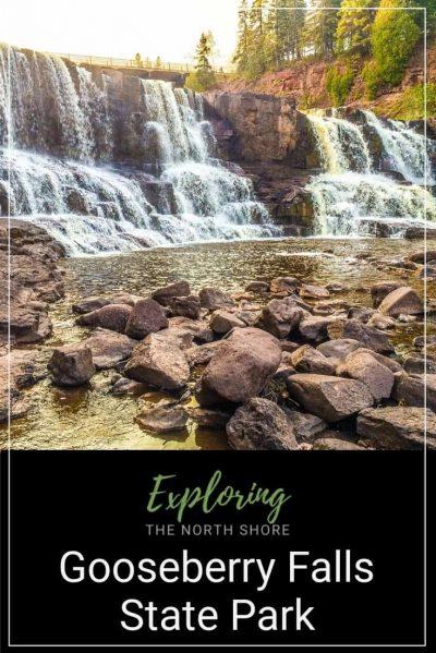 Gooseberry Falls State Park Pinterest Easy Pin