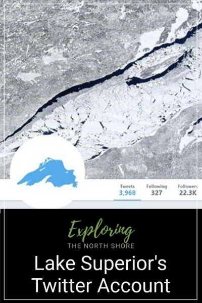 Lake Superior's Twitter Account Pinterest Easy Pin