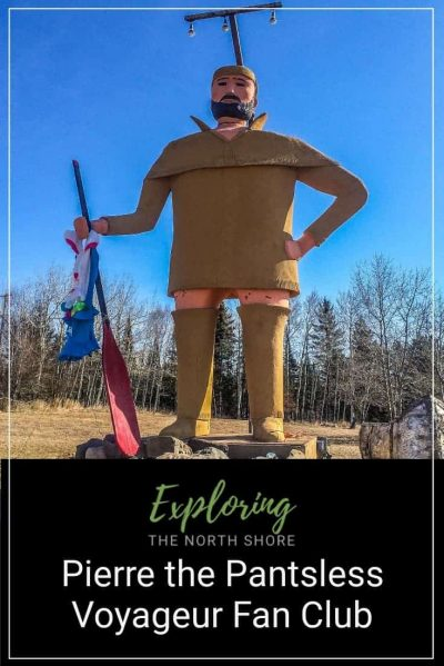 Pierre the Pantsless Voyageur Fan Club Pinterest